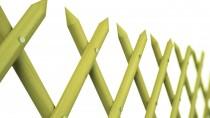 Jägerzaun Holz 100x250x5,5cm