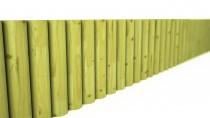 Rollboarder gerade 180x23x46cm grün