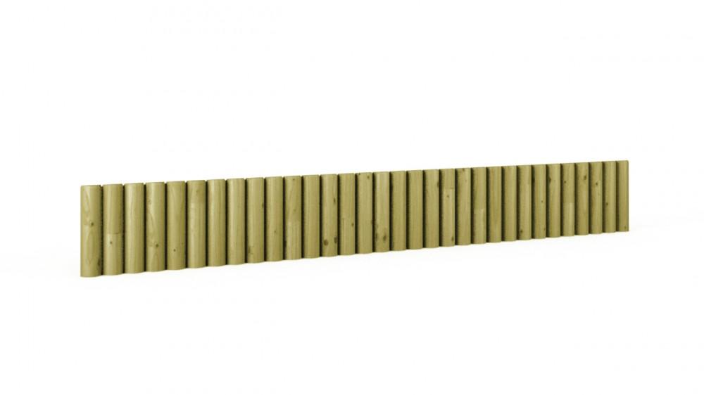 Rollborder mit Phase 150x20 46