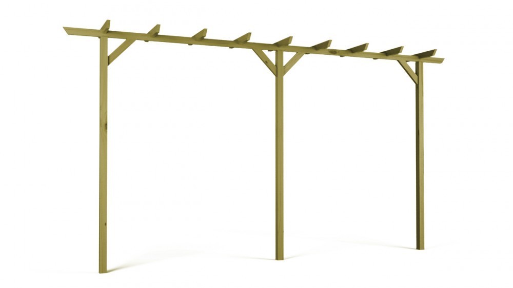Pergola 450x233x60cm