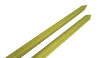 Holzpfahl gehobelt scharf 200x4,6cm