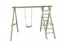 Schaukel mit Leiter 300x222cm