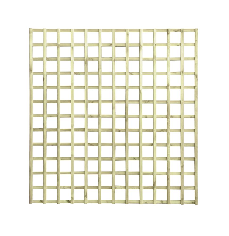 Holzgitter ohne Rahmen 180x180x3cm