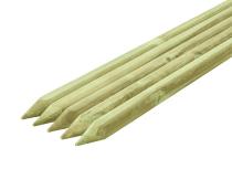 Holzpfahl gehobelt scharf 200x5,4cm