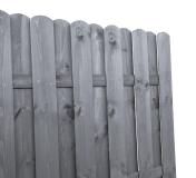 Sichtschutzzaun HOLENDER 180x180x4,3cm