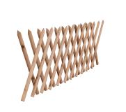 Holz Jägerzaun60x250x4,6