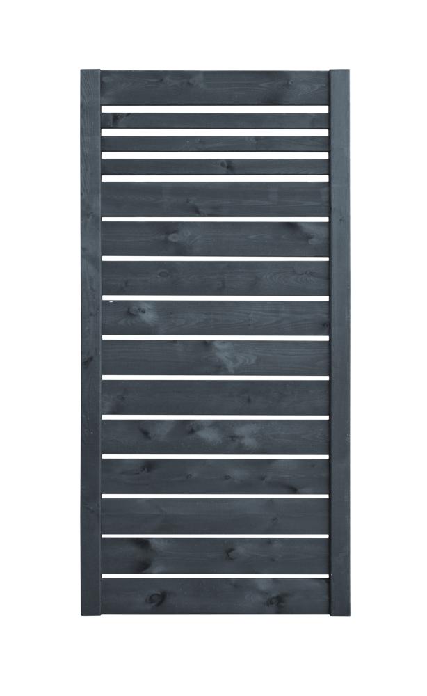 Sichtschutzzaun 180x90x4,5cm