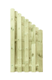 Sichtschutzzaun HOLENDER 180x90x4,8cm