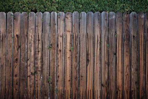 Zaun Aus Holz Die Beste Wahl Fur Garten Wooder